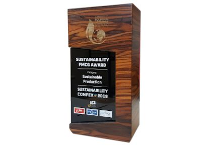 Nagroda SUSTAINABILITY FMCG AWARD 2019